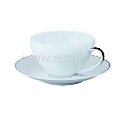 """Кофейная чашка с блюдцем """"Diamant"""" BERNARDAUD 79Diamant"""