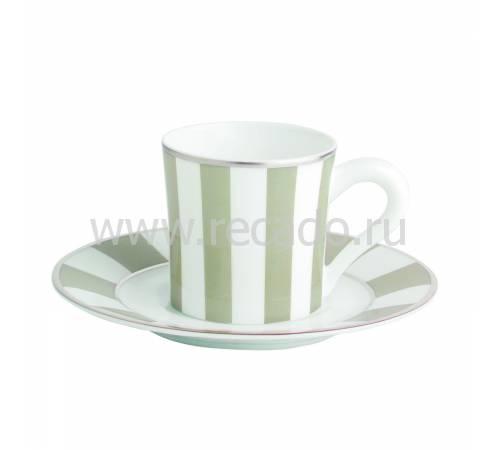 """Кофейная чашка """"Galerie Royale Grey"""" BERNARDAUD 79GalerieRoyaleGrey"""
