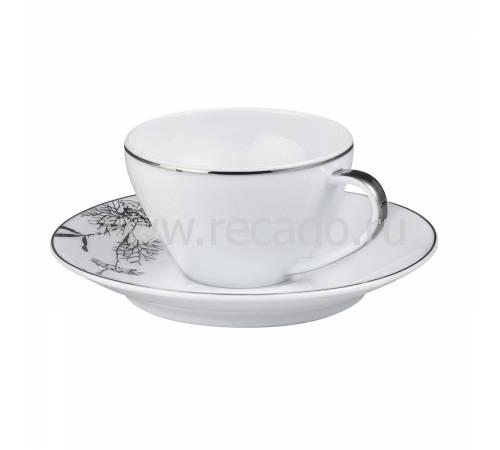 """Чашка кофейная с блюдцем """"Promenade"""" BERNARDAUD 79Promenade"""