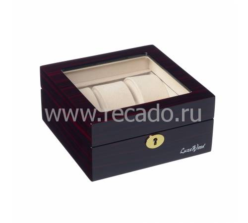 Шкатулка для хранения 6 часов Luxewood LW804-6-5