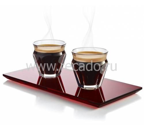 """Набор из 2-х стаканов для кофе """"Talleyrand Harcourt"""" №7 Baccarat 2805283"""