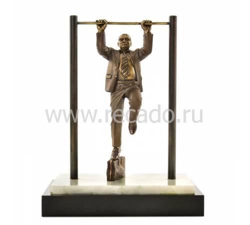 "Бронзовая статуэтка ""Чиновник"" RV0034724CG"