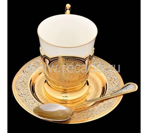 Набор для кофе Златоуст RV0010692CG