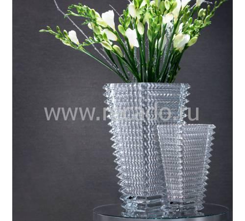 """Ваза для цветов серебро 300 """"EYE"""" Baccarat 2812811"""
